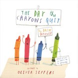 The Day the Crayons Quit - Paperback - 9780007513765 - D. Daywalt & O.Jeffers